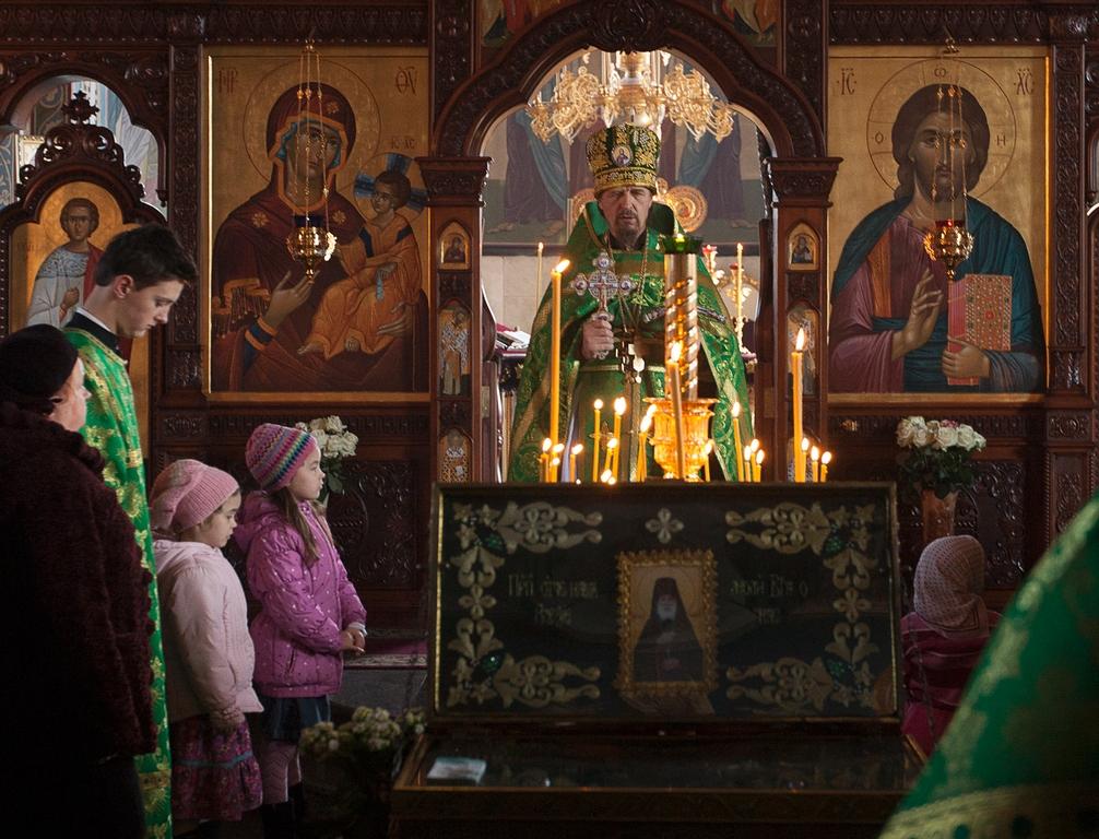 24 марта - день памяти прп. Алексия Голосеевского