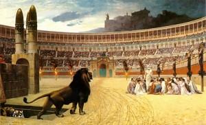 Семя христианства христианские мученики
