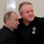 В.Путин и О.Карамазов
