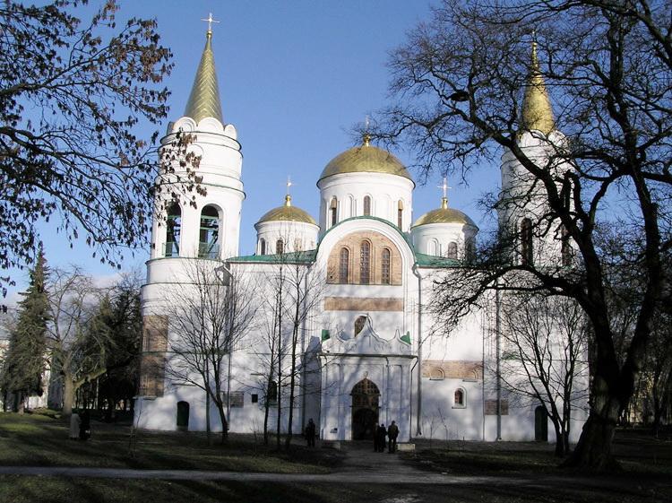 В-Чернигов-Паломничество