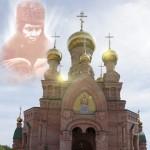 Матушка над храмом