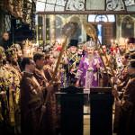 Бдіння 5-ї Неділі Великого посту